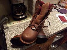 Mens Chippewa Boots 10