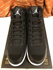Nike air Jordan executive (Gs) boys / youth trainers brand new in box UK 5.5 blk