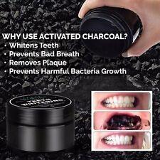 Carbon Coco Zahnaufheller natürlich weiße Zähne Aktivkohle Whitening Zahnpasta