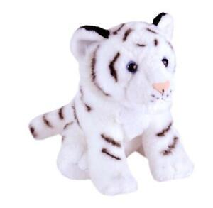 White Tiger Cub Plush Stuffed SoftToy 30cm/12in  by Wild Republic