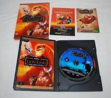 Disney The Lion King DVD Platinum Edition 2-Disc Set Authentic