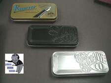 Kaweco Tin For Sports Writing Instruments New#