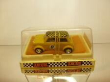SLOT CAR SCALEXTRIC 09-C007 MINI AUSTIN MORRIS #8 - GOOD CONDITION IN BOX
