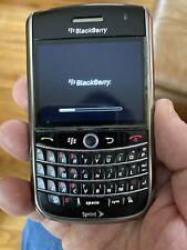 BlackBerry Tour 9630 - Black (Sprint) Smartphone CLEAN IMEI !