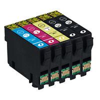 Kompatibles Tintenset aus 9x PGI-550 CLI-551 (3GY, 8BK, 6C, 7M, 9Y) Canon