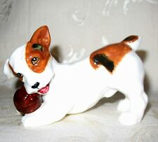 Royal Doulton Hn# 1103 Character Dog with Ball 1934 - 1985 Retired