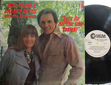 Mel Tillis & Sherry Bryce - Let's Go All the Way Tonight  (MGM 4937) ('73) (PL)