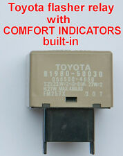 Comfort indicators flasher relay 81980-50030 for Toyota