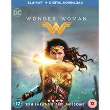 Wonder Woman Blu-ray Digital Download 2017 5051892205559