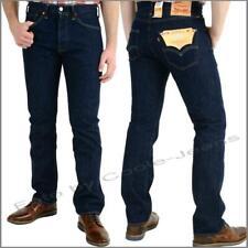 501 Levi's Jeans Washed In blau Gr. 32/34 für Herren