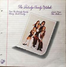 VINYL - THE PARTRIDGE FAMILY NOTEBOOK /P/