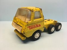 Tonka Truck in Yellow Wear & Tear Used Condition