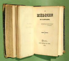BALZAC : Le Médecin de Campagne. Bruxelles, Hauman, 1833 - Préfaçon belge