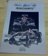 Katalog Minichamps 2010 Edition 2 - Neu