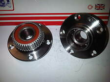 VW Bora & Golf MK4 1.4 1.6 1.8 1.9 2.0 2.3 98-04 2x Neuf Arrière Roulement De Roue + ABS