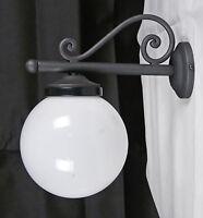 Applique lampada da parete illuminazione per esterno led fatto a mano art.E2