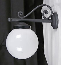 APPLIQUE LAMPADA PER ESTERNO LED O BASSO CONSUMO COUNTRY MADE IN ITALY ART.E2