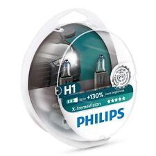 2x Philips H1 Xtreme Vision Halógeno 130% más de brillo 12258XVS2