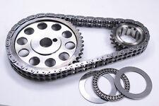 BBF Big Block Ford 429 460 V8 Billet Roller Timing Chain Set w/Torr. Bearing