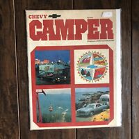 VINTAGE CHEVY CAMPER MAGAZINE - Fall 1973