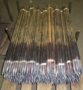 10 Stück Schnurpinne Schnureisen Schnurpfahl Pflasternadel 18 x 1000 mm  24-100