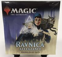 Magic Ravnica Allegiance Azorius Prerelease Pack Kit New Factory Sealed MTG