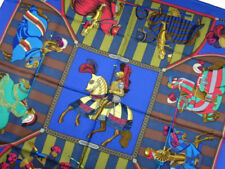 """Foulard Hermes Carre Scarf Stole Silk 100% """" Chocs in Plumes """""""
