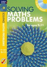 Solving Maths Problems 9-11 Plus CD-ROM,Andrew Brodie