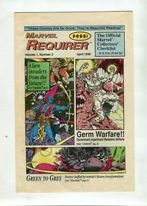 Marvel Requirer 1992 No 2 1990