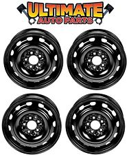 """Wheels (Set of 4) 16"""" Steel for 01-07 Chrysler Town & Country"""
