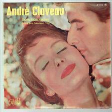 33T 25 cm André CLAVEAU Vinyle DORS MON AMOUR Eurovision 1958 PATHE 1114 RARE