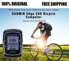 NEW Garmin Edge 200 Cycling Computer Bike Trainer GPS Handheld Receiver-Wireless