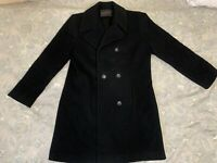 Womens Pendleton Wool Pea Coat Size 10