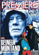 Premiere  N°184  juil 1992:Tom cruise Arnaud desplechin Mathilda may