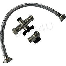 PART L COMPLIANT BOILER FILLING LOOP STRAIGHT