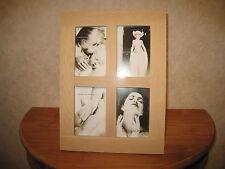 MASCAGNI *NEW* Cadre porte-photo 4 photos de 10x15cm chacunes