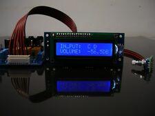 PGA2311 Remote Audio Preamp kit  DIY  -- Ver020309