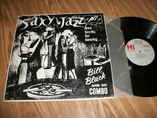 BILL BLACK & HIS COMBO~ SAXY JAZZ~ HI HL-12002