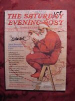 Saturday Evening POST December 1976 ARTHUR C CLARKE PHIL DONAHUE