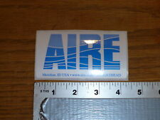 Aire Rafts Kayaks Sticker Decal
