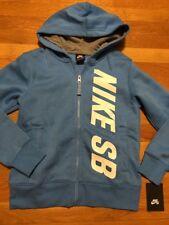 Nike Sb Boys Hoodie Zipper Front Nwt Sz Small
