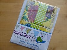 Carta Bunting: Vintage Francese i pacchetti di semi di fiori