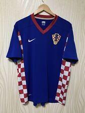 CROATIA 2008 2009 NIKE AWAY FOOTBALL SOCCER SHIRT JERSEY EURO