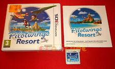PILOTWINGS RESORT Nintendo 3Ds Pilot Wngs Versione Italiana 1ª Ed. ○○ USATO - DT