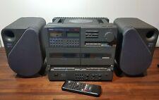 Yamaha YST-C11 Tape / CD Hi-Fi Natural Sound Compact Component System