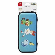 Pokemon Sword & Shield Hori Nintendo Switch Tough Hard pouch case *New Sealed*