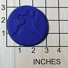 Pitcher Fondant Cookie Cutter AND Stamp #1577