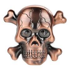 Creative Skull Windproof Cigarette Jet Torch Butane Gas Lighter for Holloween