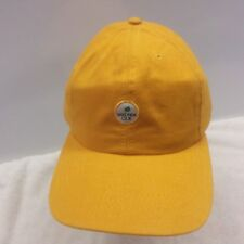 *Wakonda Golf Club - New Golf Hat -Sun Yellow - Usa Made