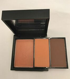 Mac Contour Palette All The Right Angles Dark Cream Colour Base Conturing Makeup